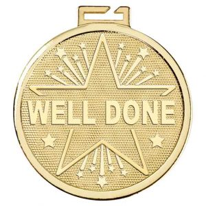 Well Done Medals