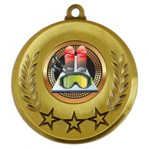 Skiing Medals
